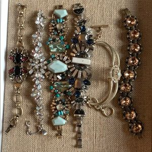 SIX Chloe + Isabel Statement Bracelets
